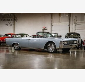 1965 Lincoln Continental for sale 101467593