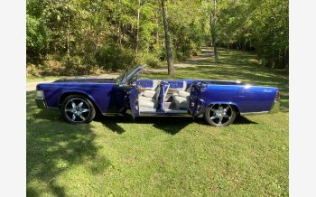 1965 Lincoln Continental for sale 101628132