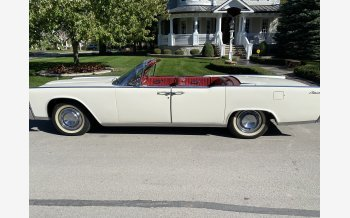 1965 Lincoln Continental for sale 101630256