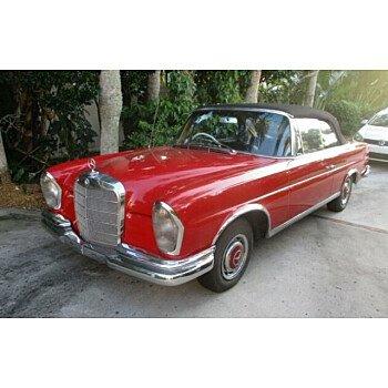 1965 Mercedes-Benz 220SE for sale 101250163