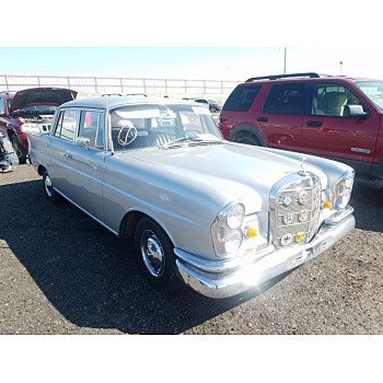 1965 Mercedes-Benz 220SE for sale 101402469