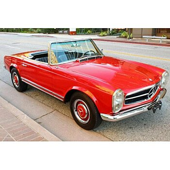 1965 Mercedes-Benz 230SL for sale 101096720