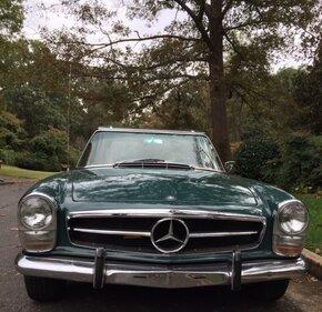 1965 Mercedes-Benz 230SL for sale 101046857