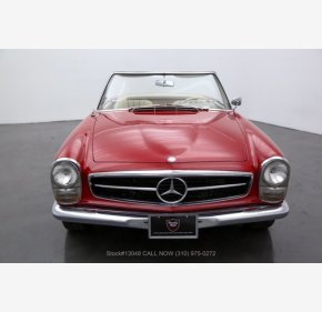 1965 Mercedes-Benz 230SL for sale 101438553