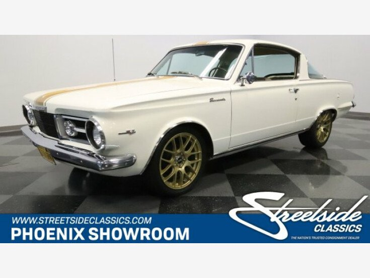 1965 Plymouth Barracuda for sale 101201233
