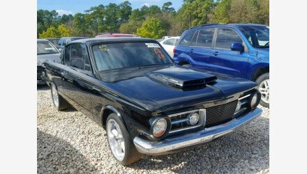 1965 Plymouth Barracuda for sale 101267384