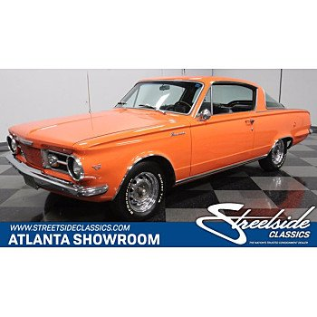 1965 Plymouth Barracuda for sale 101343133