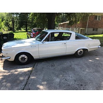 1965 Plymouth Barracuda for sale 101382001