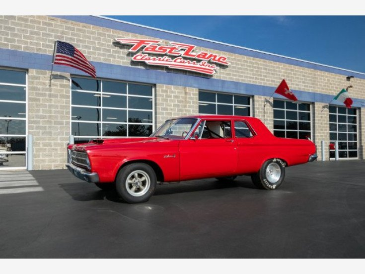 1965 Plymouth Belvedere for sale 101322582