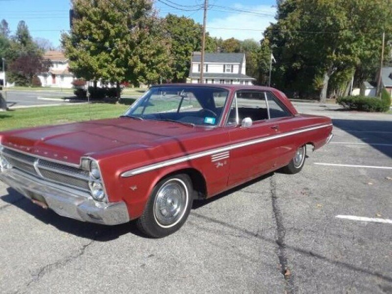 1965 Plymouth Fury Classics For Sale Classics On Autotrader