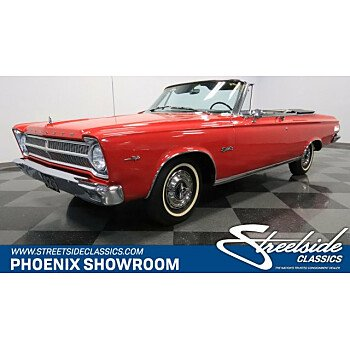 1965 Plymouth Satellite for sale 101195407