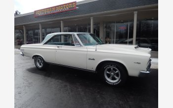 1965 Plymouth Satellite for sale 101100723