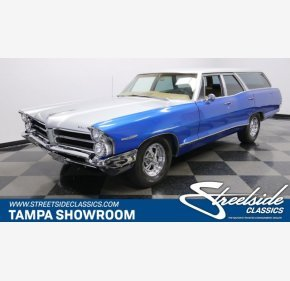 1965 Pontiac Catalina Safari Wagon for sale 101205065
