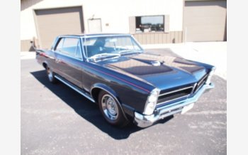 1965 Pontiac GTO for sale 100780418