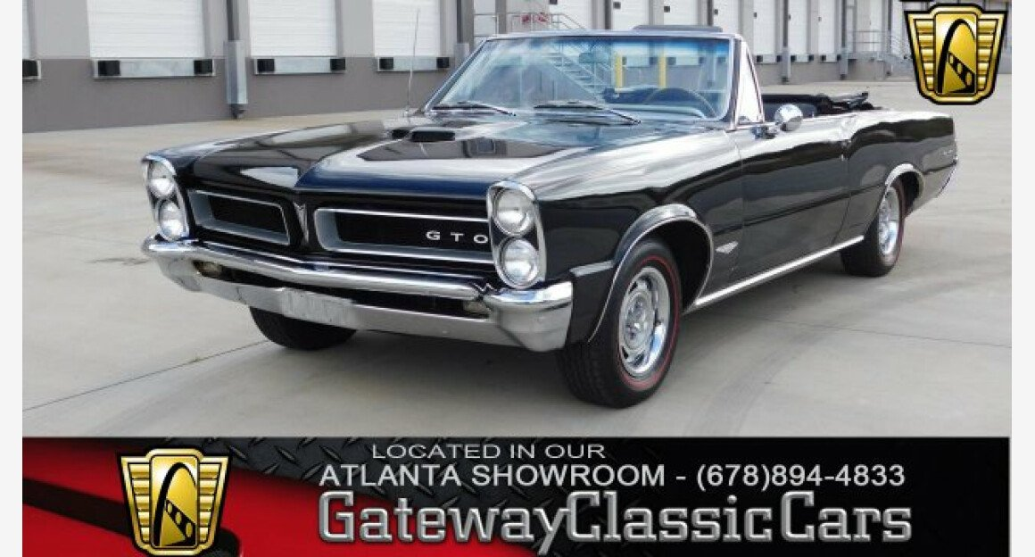 1965 Pontiac GTO for sale 100964799