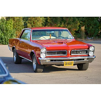 1965 Pontiac GTO for sale 101394437