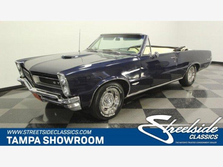 1965 Pontiac GTO for sale near Lutz, Florida 33559