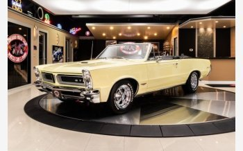 1965 Pontiac GTO for sale 101069670