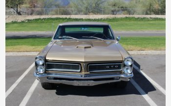 1965 Pontiac GTO for sale 101102971