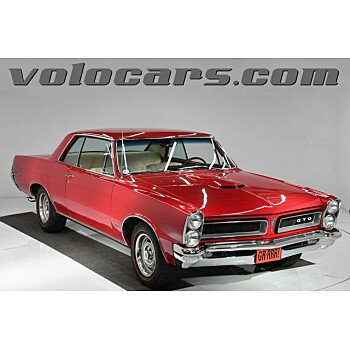 1965 Pontiac GTO for sale 101234980
