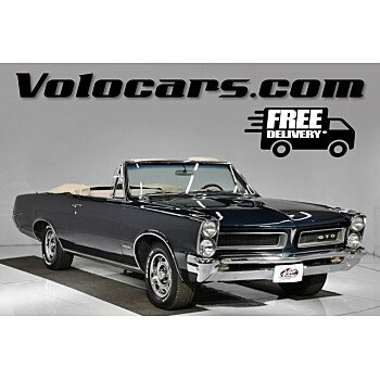 1965 Pontiac GTO for sale 101304138