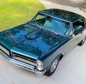 1965 Pontiac GTO for sale 101330063