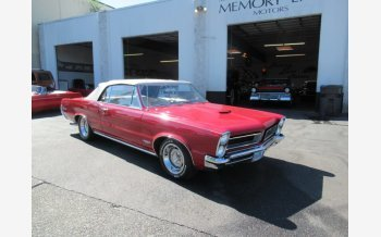 1965 Pontiac GTO for sale 101351522