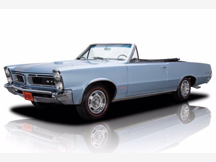 1965 Pontiac GTO for sale 101370687