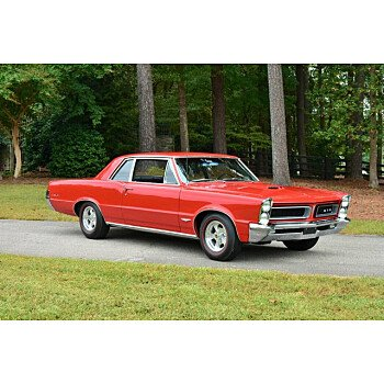 1965 Pontiac GTO for sale 101385280