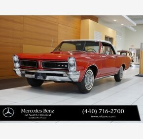1965 Pontiac GTO for sale 101397260