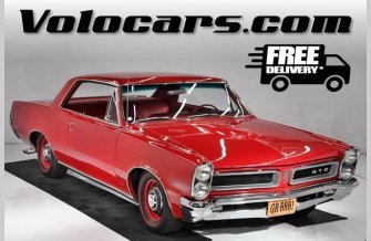 1965 Pontiac GTO for sale 101420020