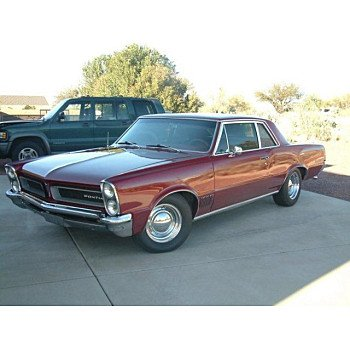 1965 Pontiac Le Mans for sale 100837548