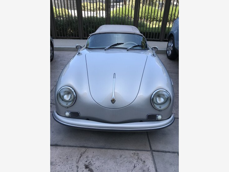 1965 Porsche 356 Replica For Sale Near West Hollywood California