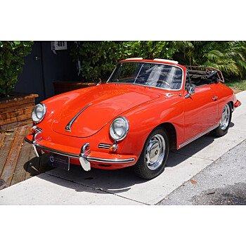 1965 Porsche 356 for sale 101356434