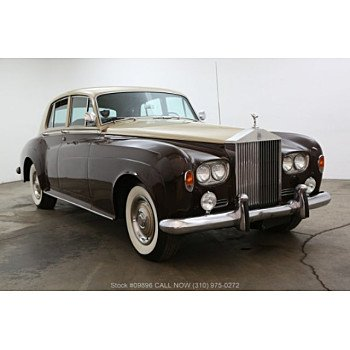 1965 Rolls-Royce Silver Cloud III for sale 101024633
