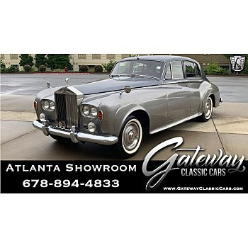 1965 Rolls-Royce Silver Cloud III for sale 101199496