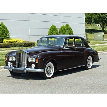 1965 Rolls-Royce Silver Cloud III for sale 101369293