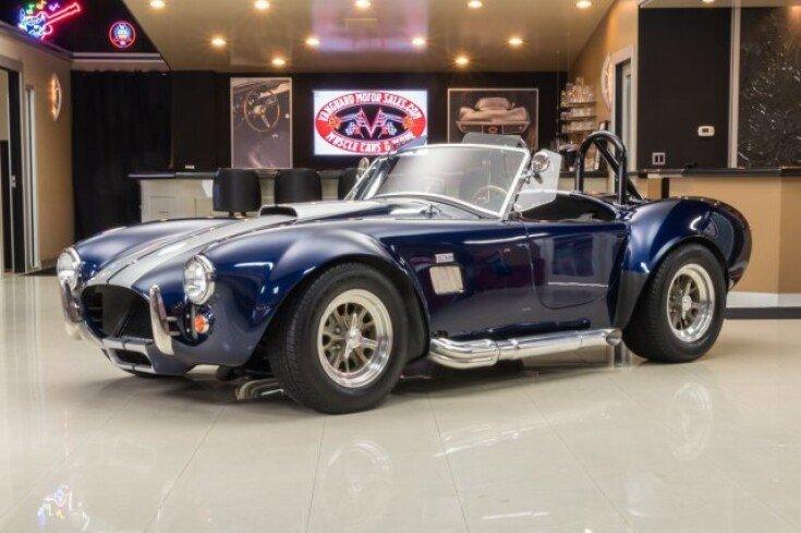 1965 Shelby Cobra For Sale Near Plymouth Michigan 48170 Classics