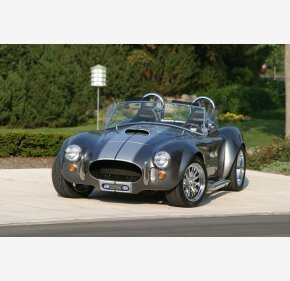 Cobra Kit Car >> Shelby Cobra Replica Classics For Sale Classics On Autotrader