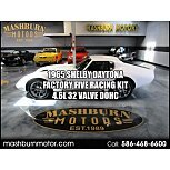 1965 Shelby Daytona for sale 101599535