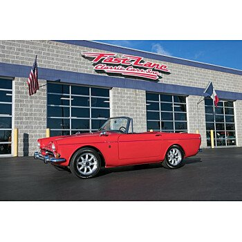 1965 Sunbeam Tiger for sale 101074829
