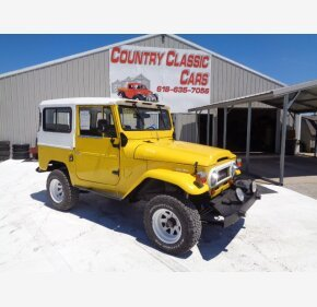 1965 Toyota Land Cruiser for sale 101339563