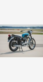1965 Triumph Bonneville 650 for sale 200910660