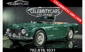 1965 Triumph TR4 for sale 100932015