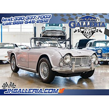 1965 Triumph TR4 for sale 101082220