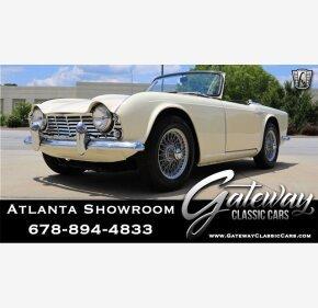 1965 Triumph TR4 for sale 101211850