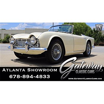 1965 Triumph TR4 for sale 101479965