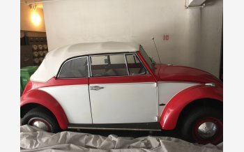 1965 Volkswagen Beetle Convertible for sale 101343963