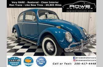 1965 Volkswagen Beetle for sale 101360345
