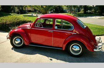 1965 Volkswagen Beetle Coupe for sale 101495525